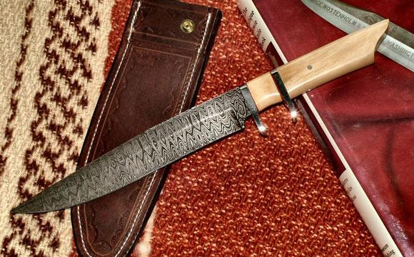 Walker Damascus Subhilt
